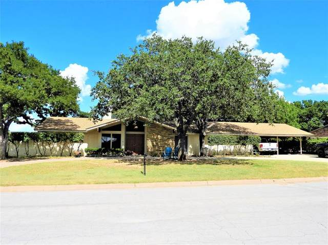 280 Oak Ridge Street, Jacksboro, TX 76458 (MLS #14393759) :: The Hornburg Real Estate Group