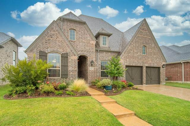 1429 12th Street, Argyle, TX 76226 (MLS #14393836) :: The Heyl Group at Keller Williams