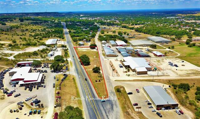 2202 Priddy, Goldthwaite, TX 76844 (MLS #14393967) :: The Good Home Team