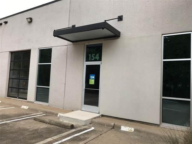 1380 River Bend Drive #154, Dallas, TX 75247 (MLS #14396398) :: EXIT Realty Elite