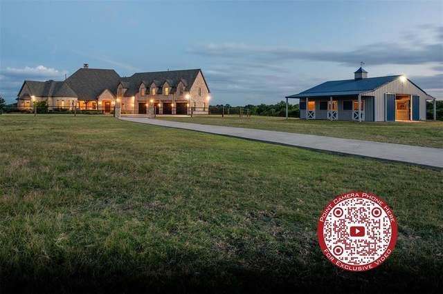 1160 Snider Lane, Lucas, TX 75002 (MLS #14396506) :: Frankie Arthur Real Estate