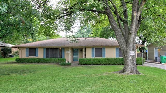 108 Line Drive, Gainesville, TX 76240 (MLS #14396558) :: Hargrove Realty Group