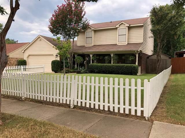 1214 Eaton Lane, Grapevine, TX 76051 (MLS #14396568) :: EXIT Realty Elite