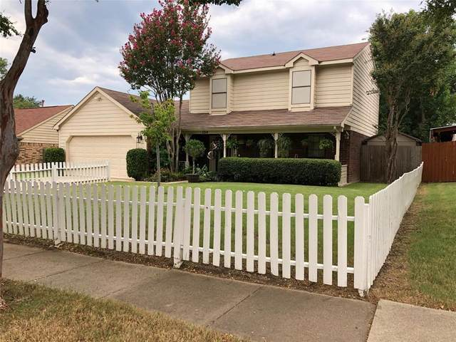 1214 Eaton Lane, Grapevine, TX 76051 (MLS #14396568) :: Frankie Arthur Real Estate