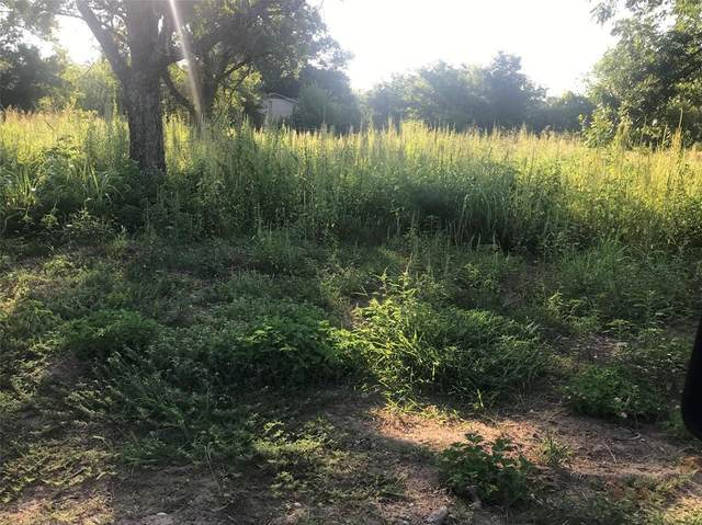 TBD N Irby Avenue, Comanche, TX 76442 (MLS #14397068) :: The Hornburg Real Estate Group