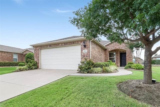 7927 Estancia Drive, Frisco, TX 75036 (MLS #14397085) :: The Mitchell Group