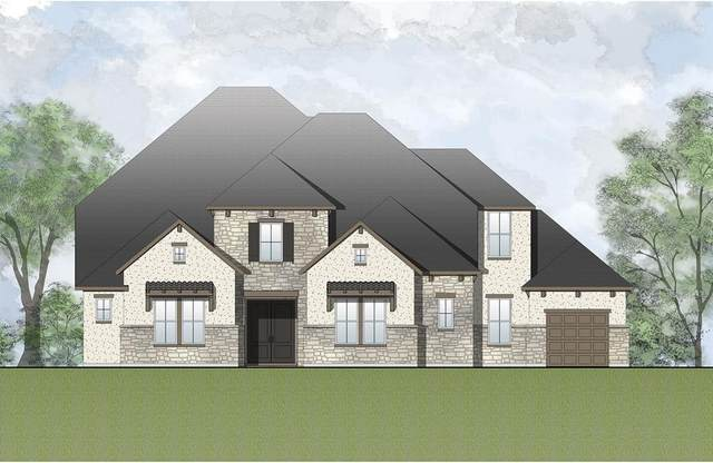 821 Wright Ln, Prosper, TX 75078 (MLS #14397269) :: The Daniel Team