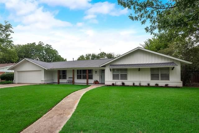 1306 Tulane Drive, Denton, TX 76201 (MLS #14397445) :: The Mauelshagen Group