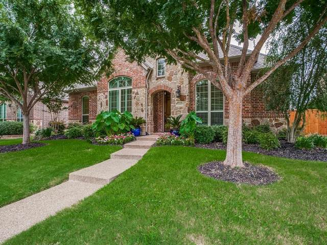 2345 Boxwood Drive, Allen, TX 75013 (MLS #14397971) :: The Heyl Group at Keller Williams