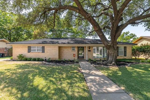 5000 Stacey Avenue, Fort Worth, TX 76132 (MLS #14398003) :: Front Real Estate Co.