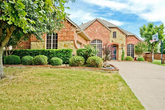 4717 Exposition Way, Fort Worth, TX 76244 (MLS #14398221) :: The Heyl Group at Keller Williams