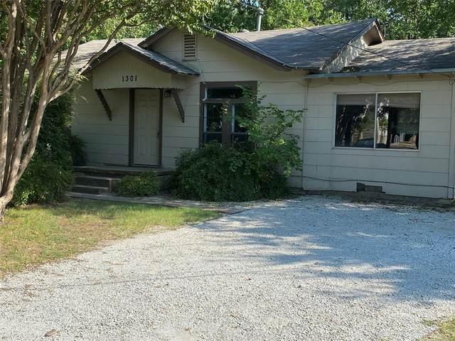 1301 Fannin Street, Denton, TX 76201 (MLS #14398457) :: The Mauelshagen Group