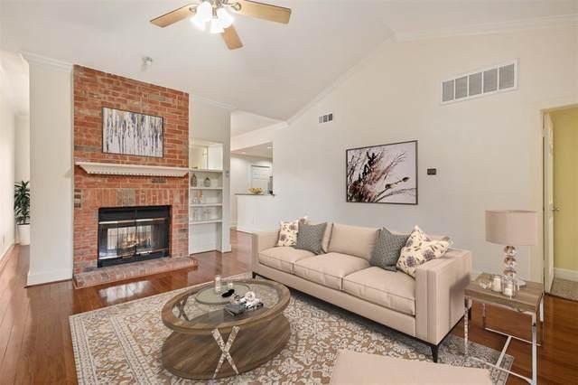12660 Hillcrest Road #2206, Dallas, TX 75230 (MLS #14398513) :: Frankie Arthur Real Estate