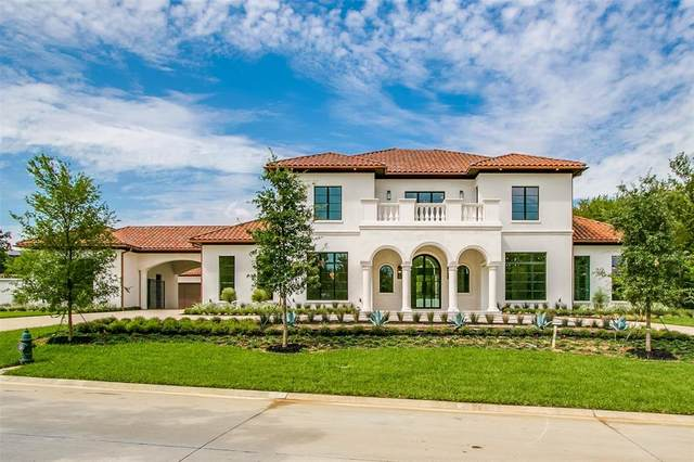 1521 Meandering Way Drive, Westlake, TX 76262 (MLS #14398520) :: The Kimberly Davis Group