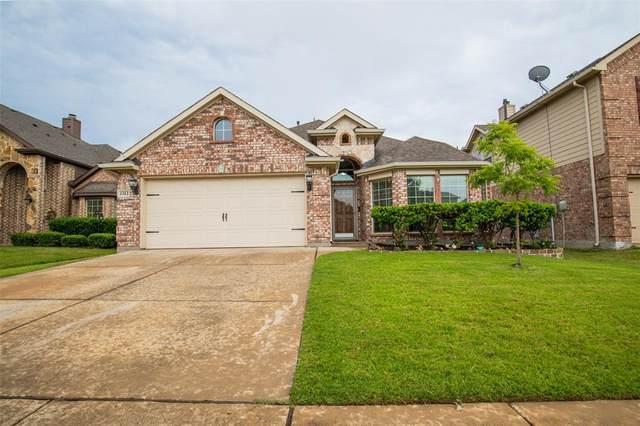 1312 Soaptree Lane, Fort Worth, TX 76177 (MLS #14398803) :: The Heyl Group at Keller Williams