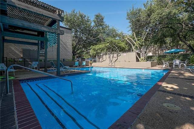 10431 High Hollows Drive #115, Dallas, TX 75230 (MLS #14399063) :: Front Real Estate Co.