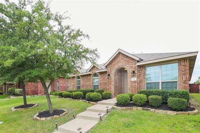 615 Austin Lane, Lavon, TX 75166 (MLS #14399302) :: North Texas Team | RE/MAX Lifestyle Property