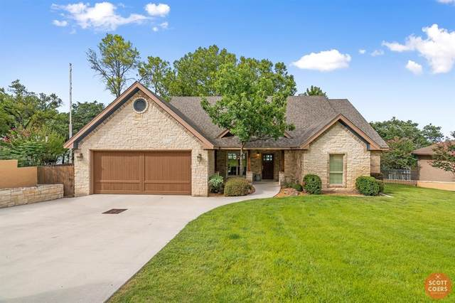 458 Lakeside Drive, Brownwood, TX 76801 (MLS #14399927) :: Century 21 Judge Fite Company