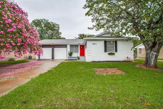 901 Mardi Gras Lane, Wylie, TX 75098 (MLS #14400253) :: Bray Real Estate Group