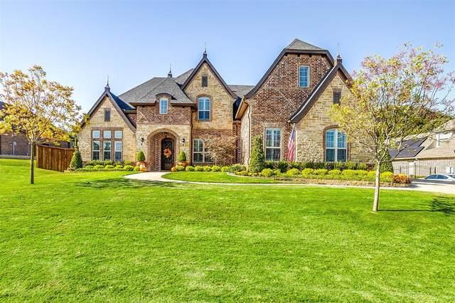 617 Falls Creek Court, Burleson, TX 76028 (MLS #14400301) :: Maegan Brest | Keller Williams Realty