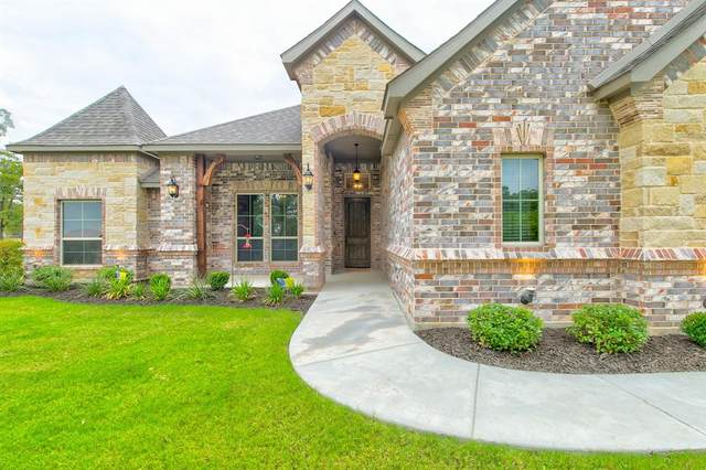 327 County Road 3451, Paradise, TX 76073 (MLS #14400443) :: The Heyl Group at Keller Williams