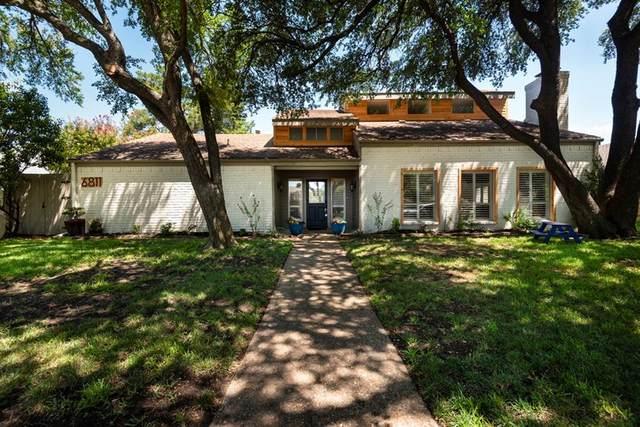 6811 Ledyard Drive, Dallas, TX 75248 (MLS #14400517) :: Maegan Brest   Keller Williams Realty