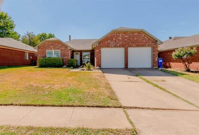 1204 Saratoga Drive, Euless, TX 76040 (MLS #14400848) :: The Daniel Team