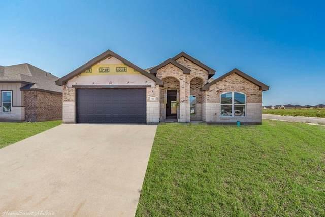 7402 Wildflower Way, Abilene, TX 79602 (MLS #14400960) :: ACR- ANN CARR REALTORS®