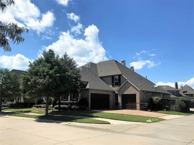 2109 Brandiles Drive, Lewisville, TX 75056 (MLS #14401018) :: The Heyl Group at Keller Williams