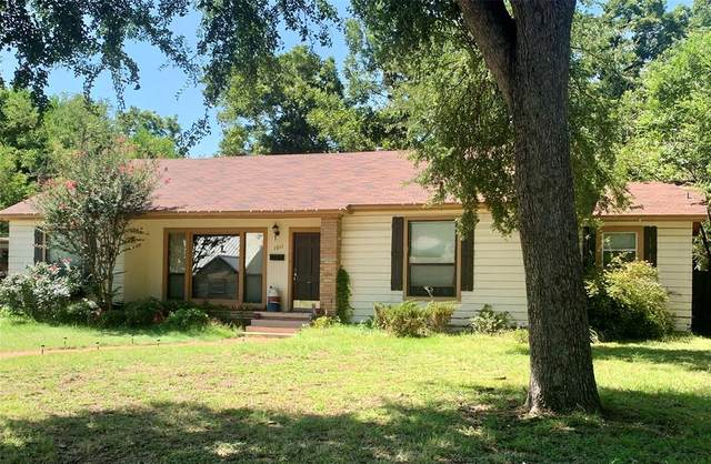 1011 W Sloan Street, Stephenville, TX 76401 (MLS #14401136) :: RE/MAX Landmark