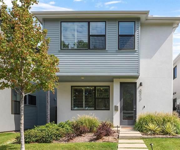 5313 Ellsworth Avenue, Dallas, TX 75206 (MLS #14401196) :: Tenesha Lusk Realty Group