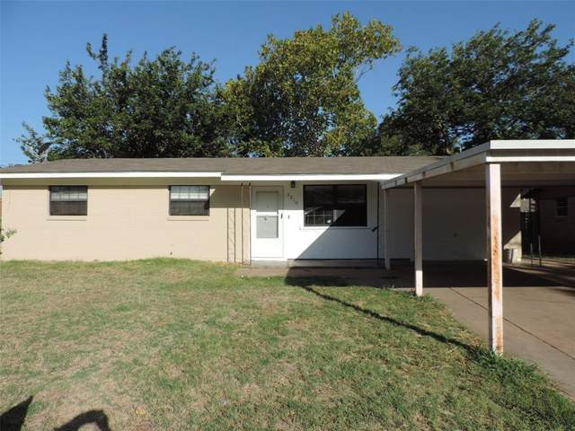 3210 Wenwood Road, Abilene, TX 79606 (MLS #14401208) :: RE/MAX Landmark