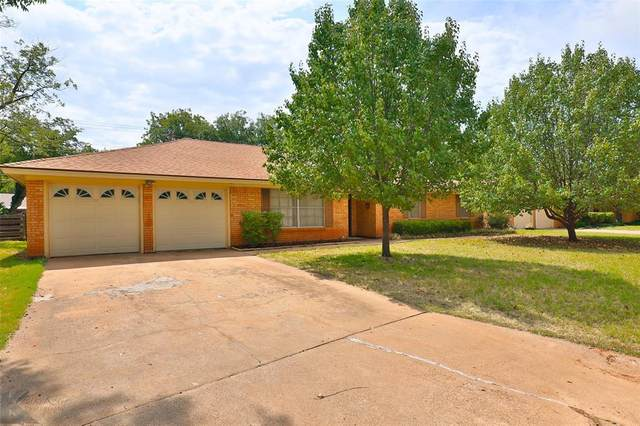 1773 Delwood Drive, Abilene, TX 79603 (MLS #14401628) :: The Heyl Group at Keller Williams