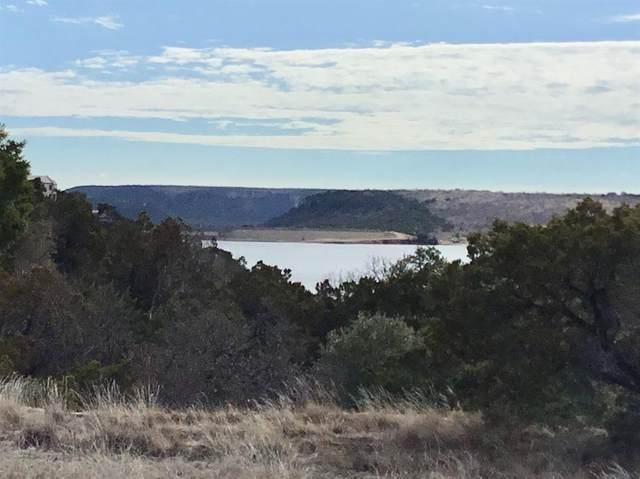 1401 Stetson Lane, Possum Kingdom Lake, TX 76449 (MLS #14401709) :: The Heyl Group at Keller Williams