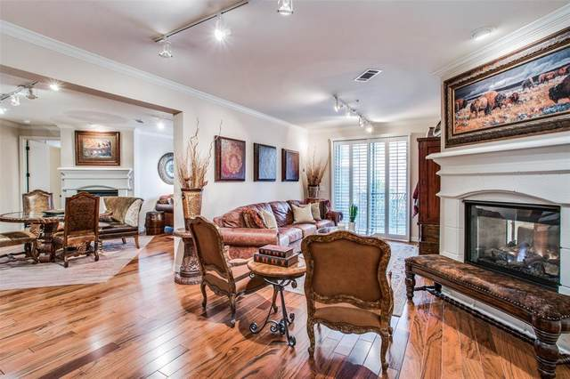 8616 Turtle Creek Boulevard #316, Dallas, TX 75225 (MLS #14401944) :: The Kimberly Davis Group
