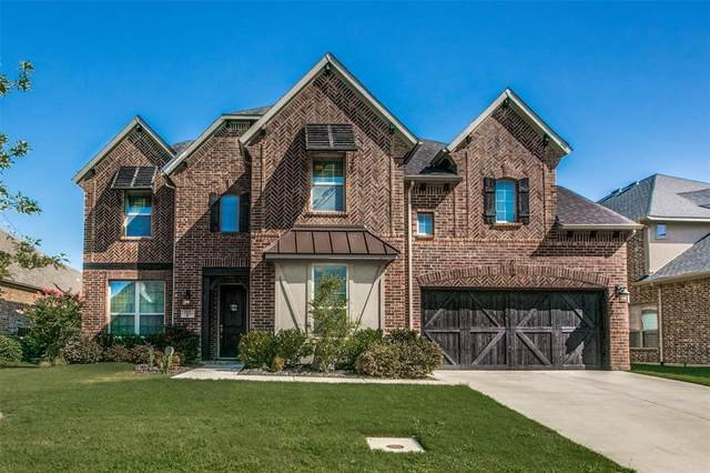 11022 Longleaf Lane, Flower Mound, TX 76226 (MLS #14401993) :: The Heyl Group at Keller Williams