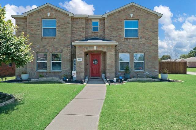 3001 Walnut Ridge Lane, Mesquite, TX 75181 (MLS #14402340) :: The Heyl Group at Keller Williams