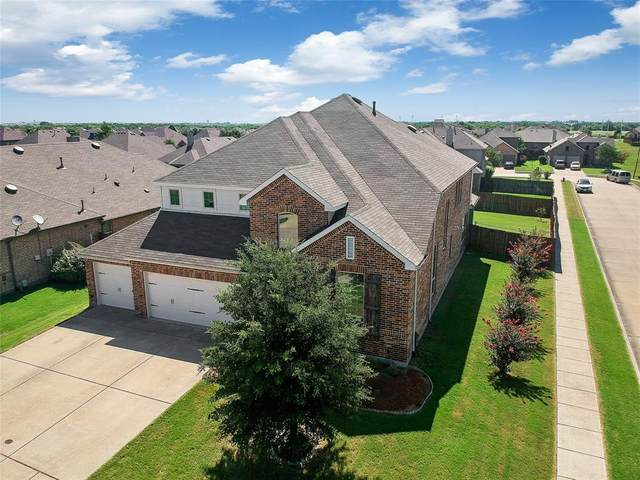 513 Olive Trail, Forney, TX 75126 (MLS #14402427) :: The Heyl Group at Keller Williams