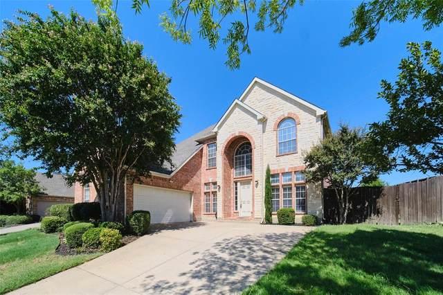 3520 Cimarron Drive, Carrollton, TX 75007 (MLS #14402680) :: The Heyl Group at Keller Williams