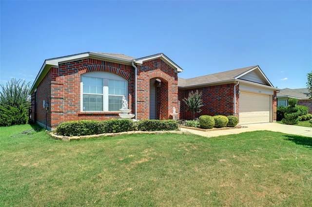 1307 Eagles Nest Trail, Krum, TX 76249 (MLS #14402686) :: The Heyl Group at Keller Williams