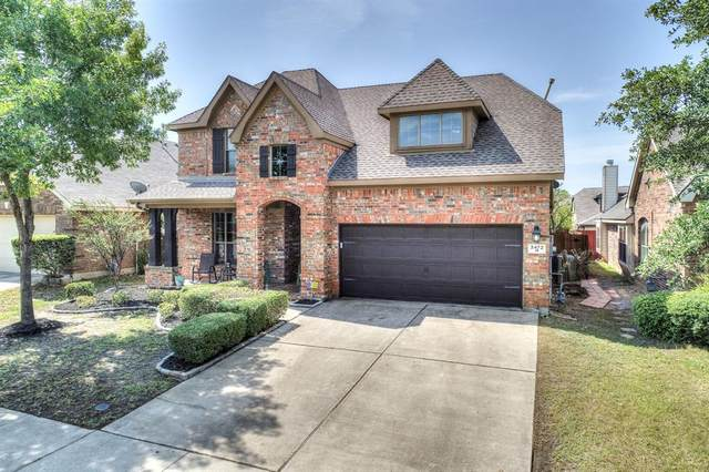 3472 Caspian Cove, Fort Worth, TX 76244 (MLS #14402774) :: The Heyl Group at Keller Williams