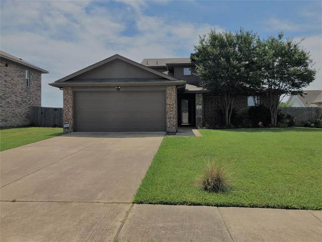 109 Pebble Creek Lane, Terrell, TX 75160 (MLS #14402792) :: The Heyl Group at Keller Williams
