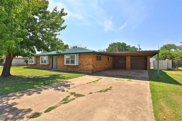 1516 Sunset Drive, Baird, TX 79504 (MLS #14402856) :: The Kimberly Davis Group