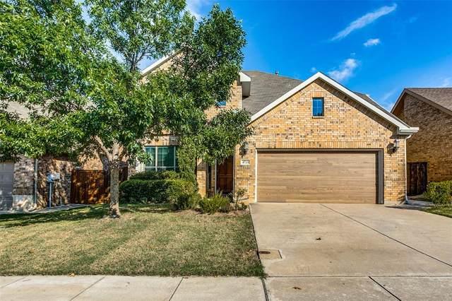 4733 Van Zandt Drive, Fort Worth, TX 76244 (MLS #14402863) :: The Tierny Jordan Network
