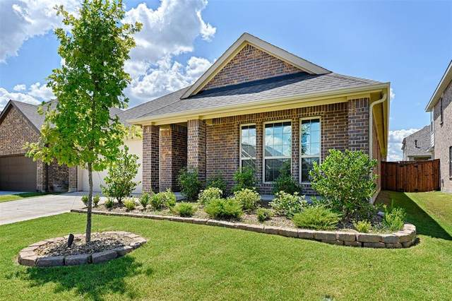 5837 Melville Lane, Forney, TX 75126 (MLS #14403003) :: Maegan Brest | Keller Williams Realty