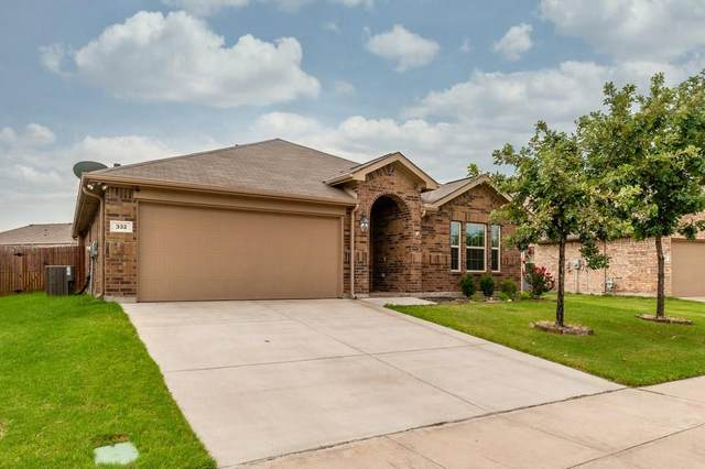 332 Coral Vine Lane, Burleson, TX 76028 (MLS #14403100) :: HergGroup Dallas-Fort Worth