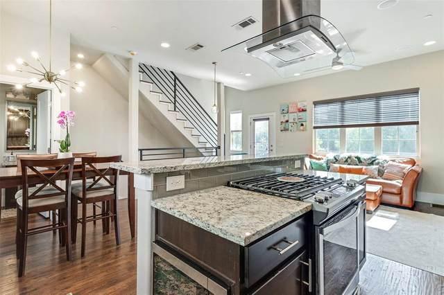 5820 Bryan Parkway #10, Dallas, TX 75206 (MLS #14403396) :: North Texas Team | RE/MAX Lifestyle Property