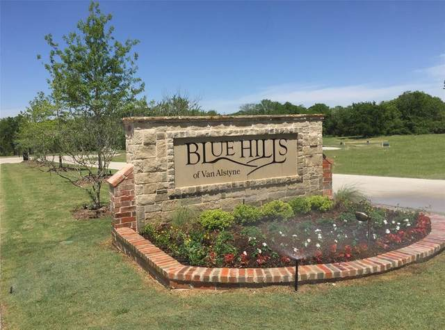 117 Lila Blue Lane, Van Alstyne, TX 75495 (MLS #14403448) :: Team Tiller