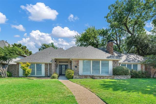 4415 Quail Hollow Road, Dallas, TX 75287 (MLS #14403482) :: Hargrove Realty Group