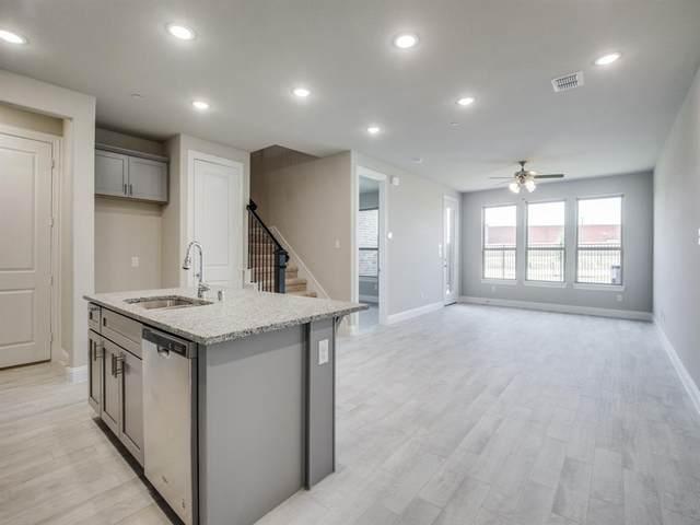 1039 Mj Brown Street, Allen, TX 75002 (MLS #14403607) :: Trinity Premier Properties